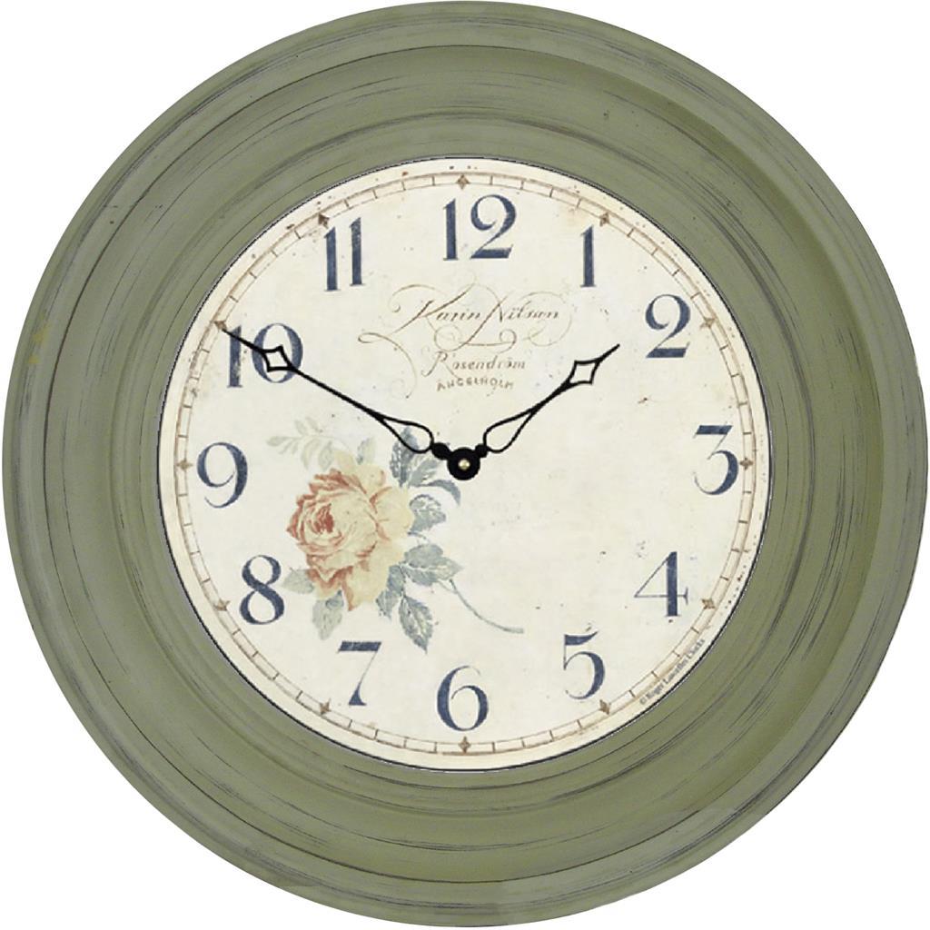 Top Large Free Standing Fob Clock - 58cm(d), 68cm (h) PY92
