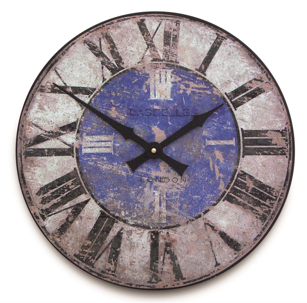 39 Antique 39 Style Wall Clock 36cm