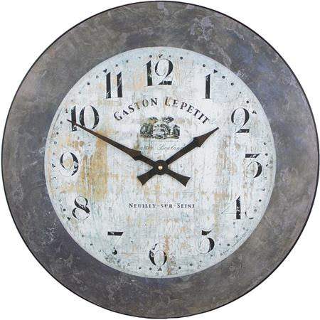 Large Gaston French Wall Clock 50cm
