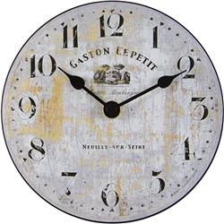 'Gaston' French Clock - 15cm