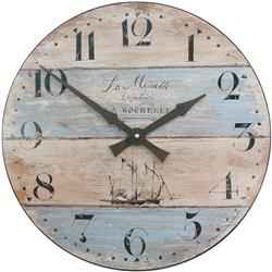 French Nautical 'Mouette' wall clock - 36cm