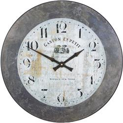 Large 'Gaston' French Wall Clock - 50cm