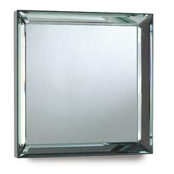 Large Bevel Mirror (16 x 16)