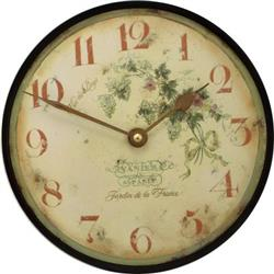 'Wine' Wall/Table Clock - 20.6cm