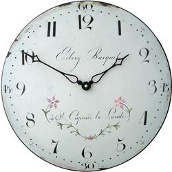 'Lalande' Classic French 19th century style wall clock - 36cm