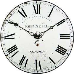 'Neill' Classic London wall clock - 36cm