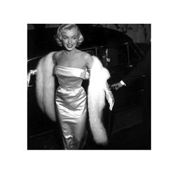 BVS335 - Marilyn Monroe, Academy Awards 1958 (16x16