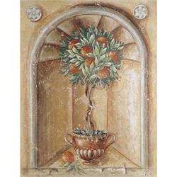Fresco 'Orange Tree'