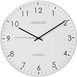 LASCELLES DOMED WALL CLOCK - 41 CM