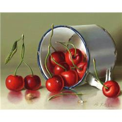Cherries in Cup