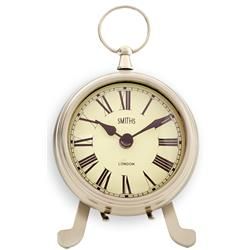 Fob Chrome Smiths Small  Clock - 15cm