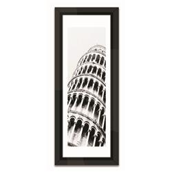 SVL160 - Leaning Tower of Pisa, 38 x 18