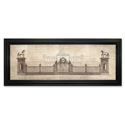 ACB7 - Grand Estates Gates - 24 x 8