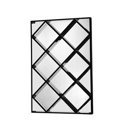 Wooden Rectangle Mirror (47 x 31.5