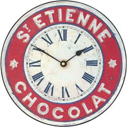 Medium Etienne Wall Clock - 25.5cm