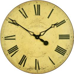 Large Swiss clockmakers clock - 50cm