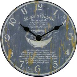 Oignon Mini Table Clock - 15cm