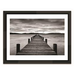 SVL323 - Morning Pier (32x24