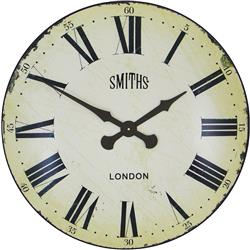 Smiths Extra Large  Dial in Antique White - 70cm