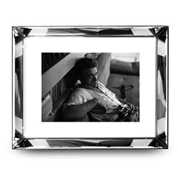 James Dean with Camera Large (32 x 24