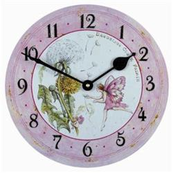 Fairie Wall Clock - 28.5cm