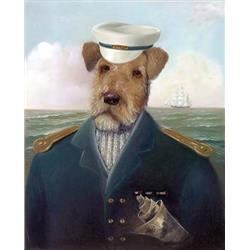 Captain Scott (dogs head)