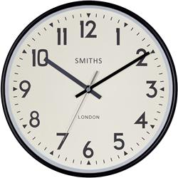SMITHS WALL CLOCK - 30 CM