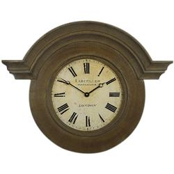 Large Ornamental Chateau Clock - 63cm
