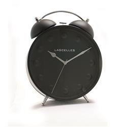 Alarm Clock - An Oversized Black Bell Alarm Clock - 28 x 8.8cm