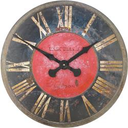 Large Turret Wall Clock - 60cm