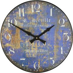 'Fromage' Montpellier Cheesemaker's French Wall Clock - 36cm