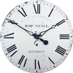 Large classic clockmakers dial - 50cm