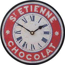 'ETIENNE' Table/Wall Clock - 20.6cm
