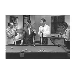 The Rat Pack Play Pool (32 x 24