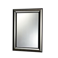 Classic Wooden Rectangle Mirror (43 x 31.5