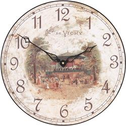 French Bandstand Wall Clock - 36cm