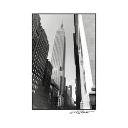 Empire State Building I (20 x 16