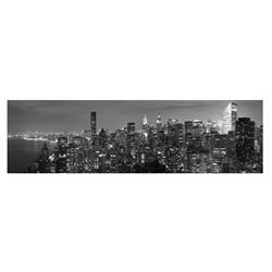 Midtown Panorama, NYC, 38 x 18