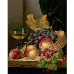 Still Life - Autumn Fruits
