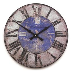 'Antique' Style Wall Clock - 36cm