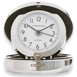 Compact Travel Alarm Clock - 7cm