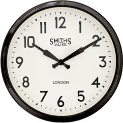 Large Smiths Retro Clock - 50cm