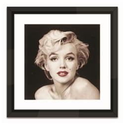 SVS122 - Marilyn Monroe, Red Lips, 16 x 16