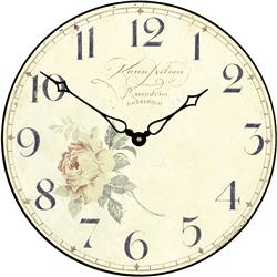 Karin Nilsson Angel Dial Wall Clock - 36cm