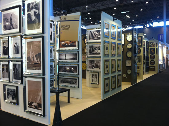 Brookpace Exhibitions Stand